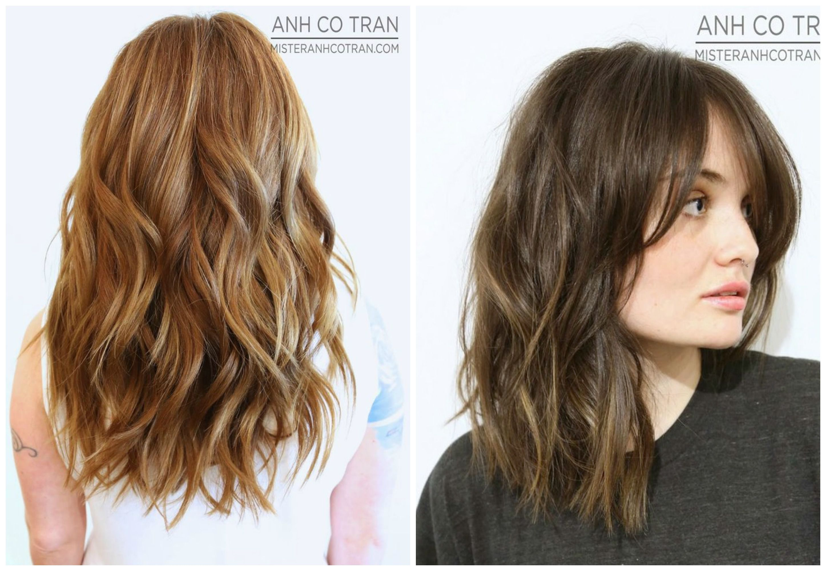 How to Get Beach Hair Using a Curling Iron