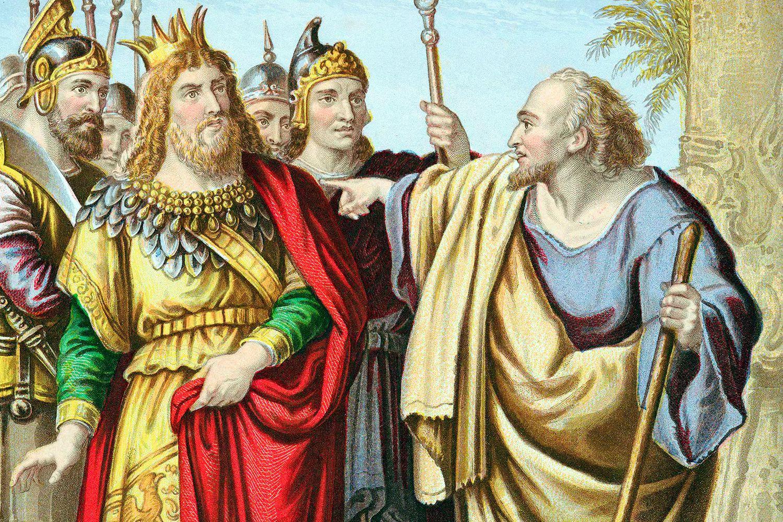 Elijah Was The Boldest Of God S Prophets