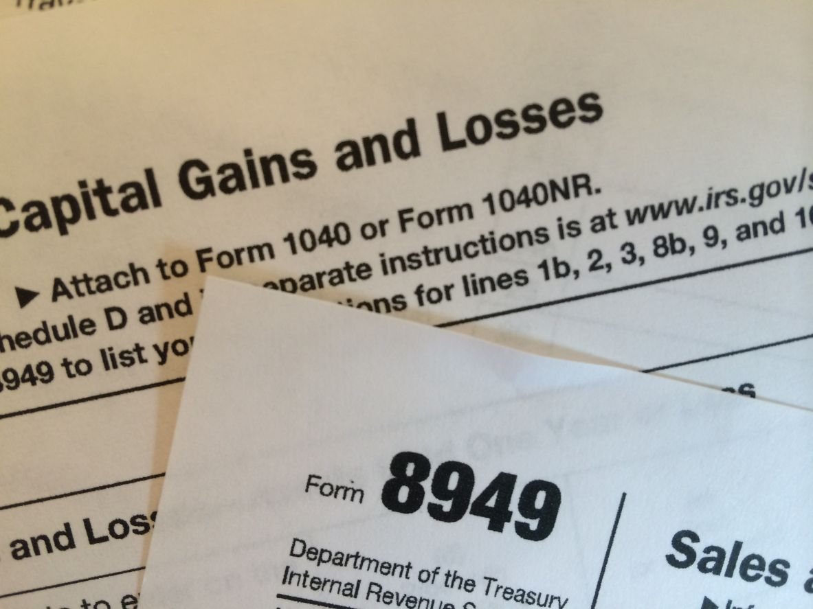 Tax Tips For Capital Gains And Losses