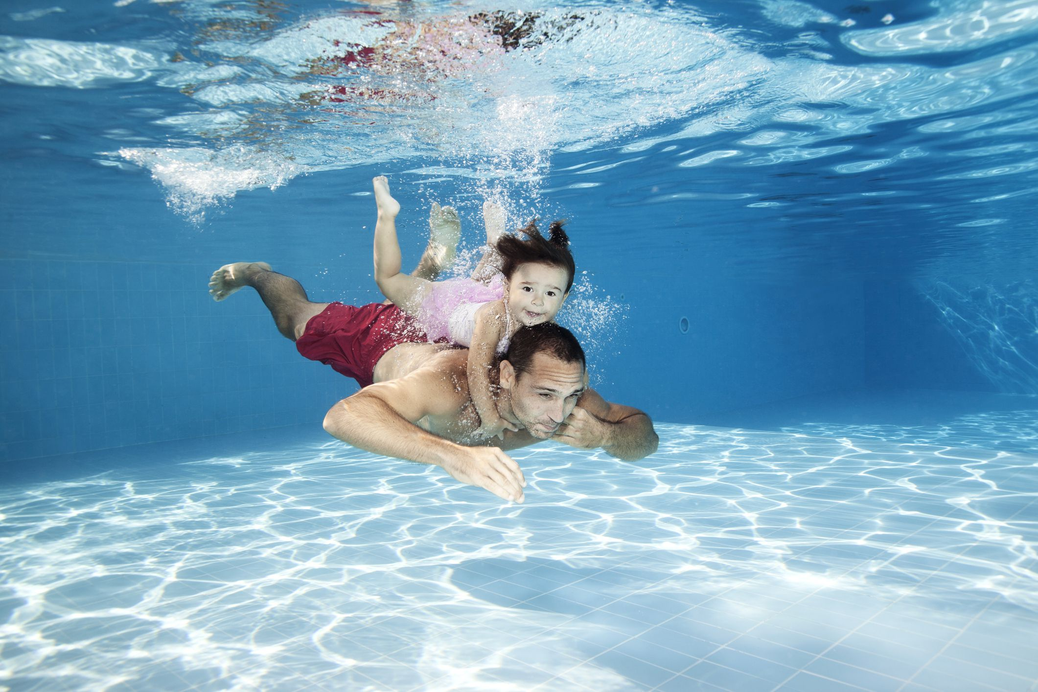 How Quickly Can A Child Learn To Swim