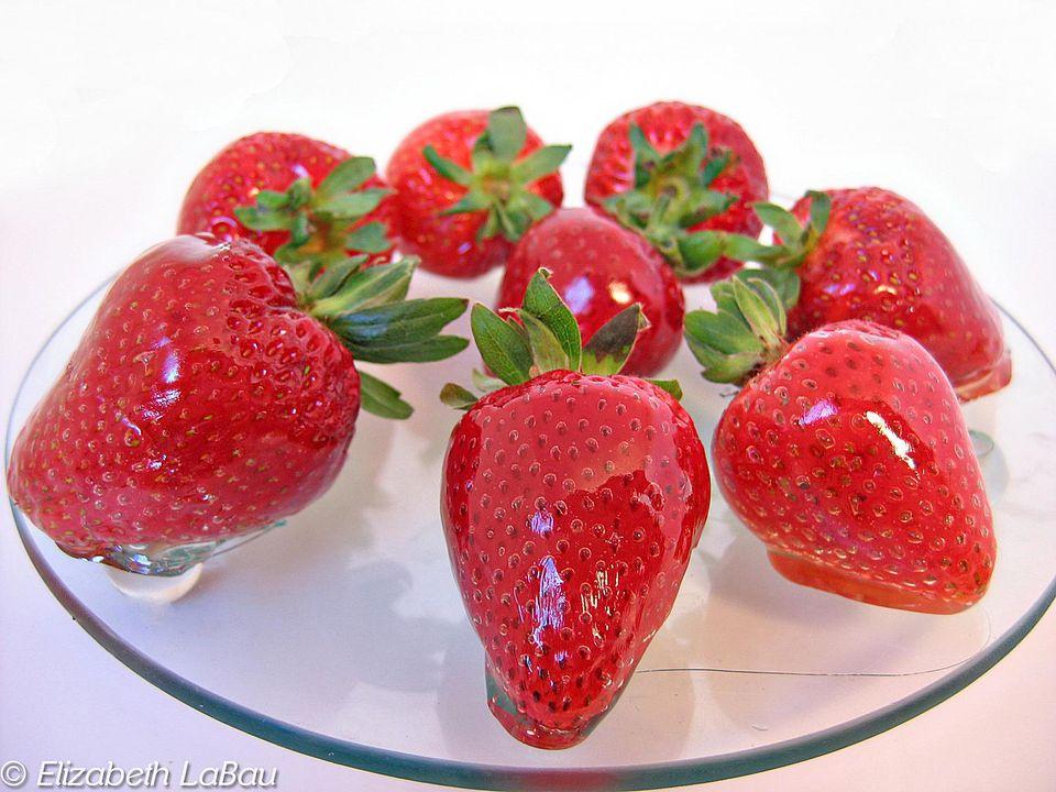 Taste Home Strawberry Cake