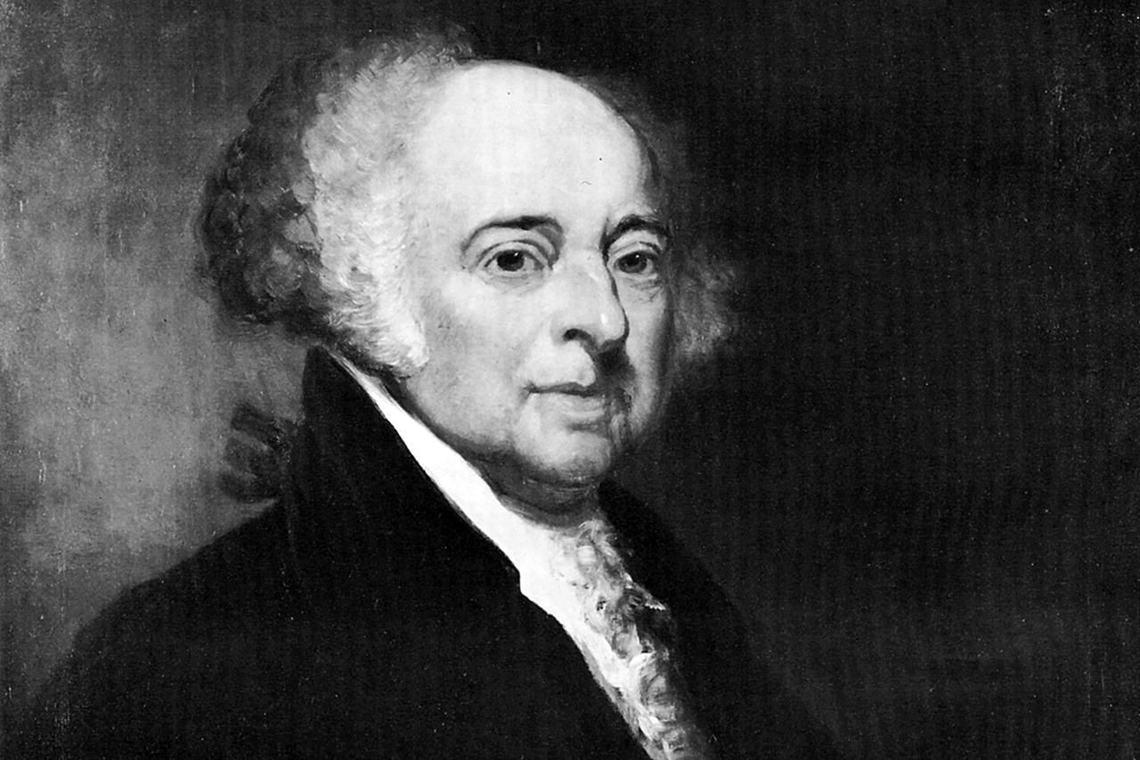 10 Things To Know About President John Adams