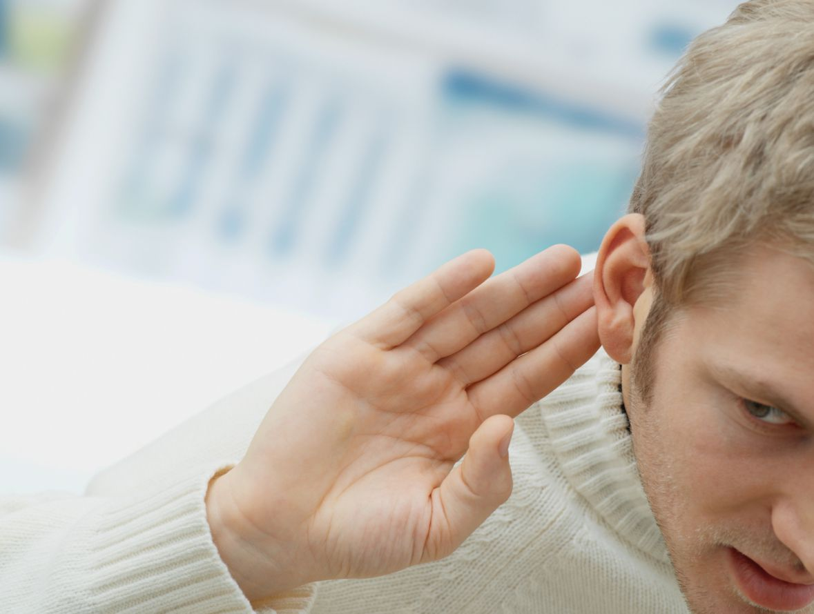 Musical Ear Syndrome In The Hard Of Hearing