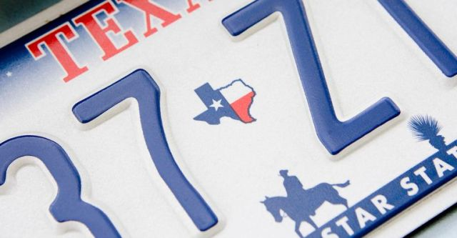 Texas auto liability insurance