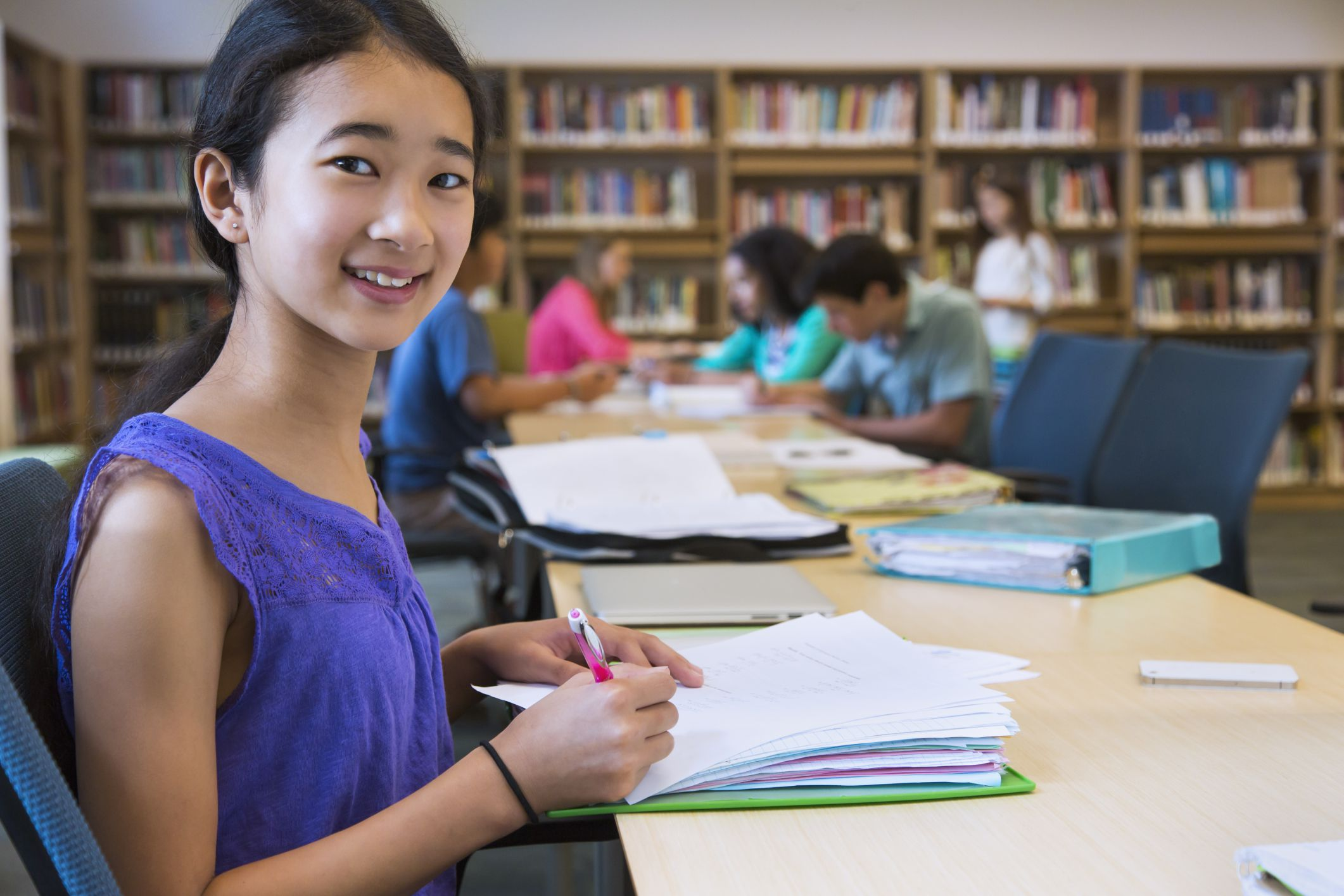 How To Use Middle School To Improve Your College Preparation
