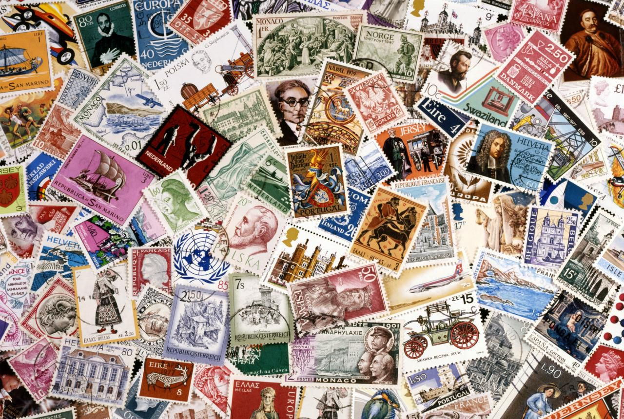Catalogs And Your Stamp Collection S Value