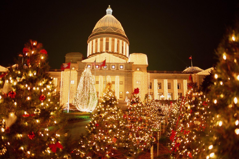 The Best Little Rock Christmas Light Displays