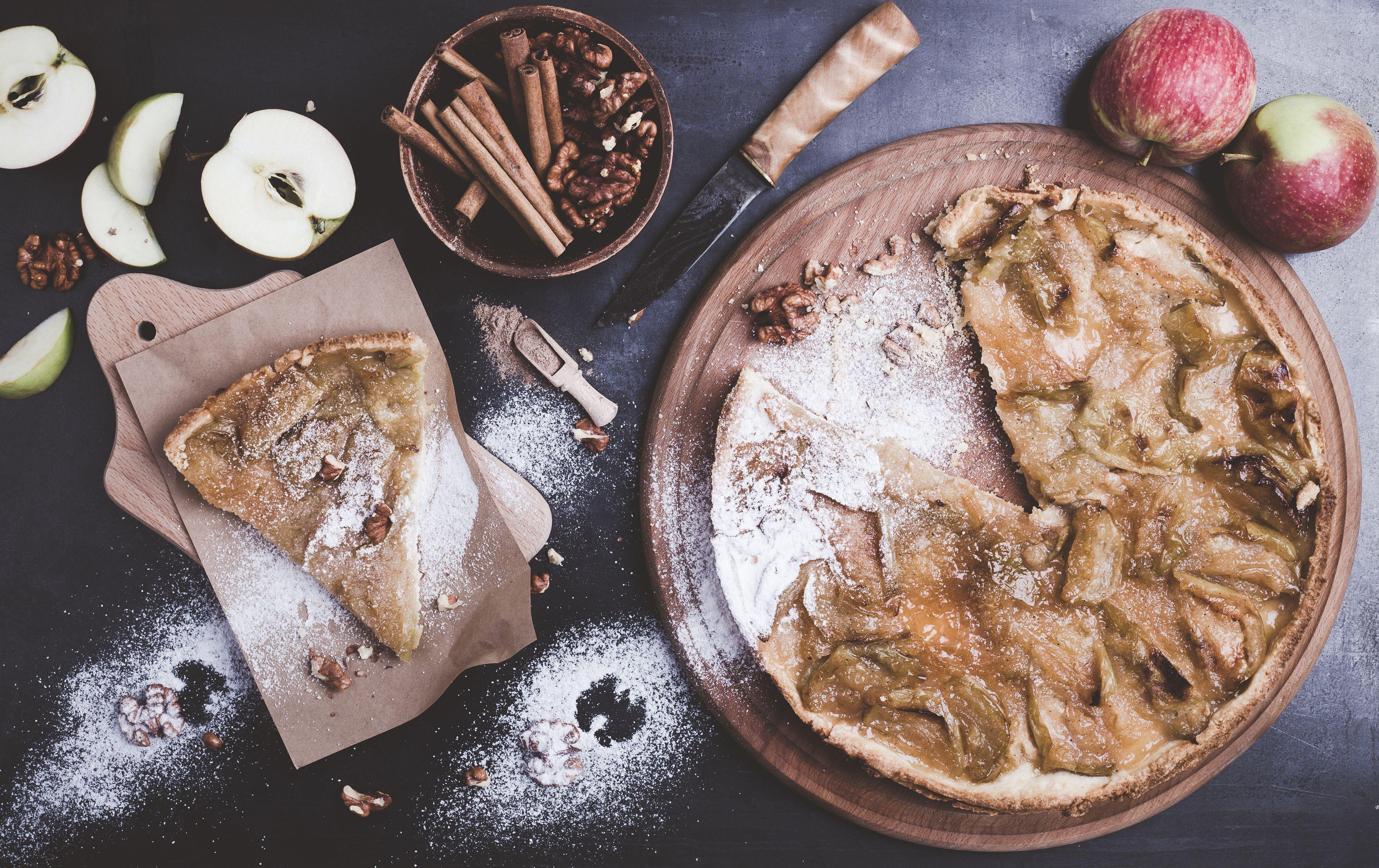 Homemade Apple Pie Spice Recipe