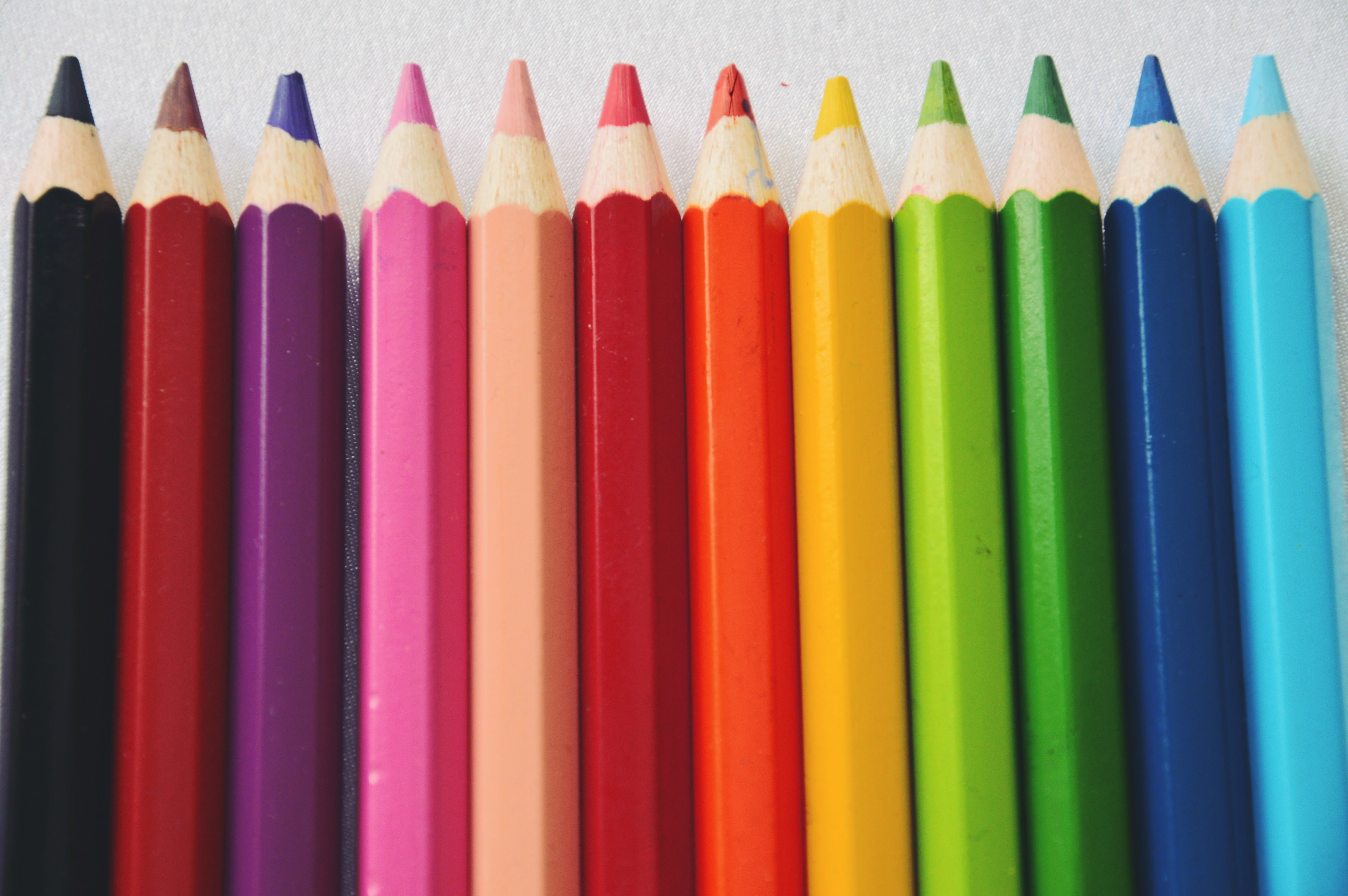 Drawing Tips How To Blend Colored Pencils