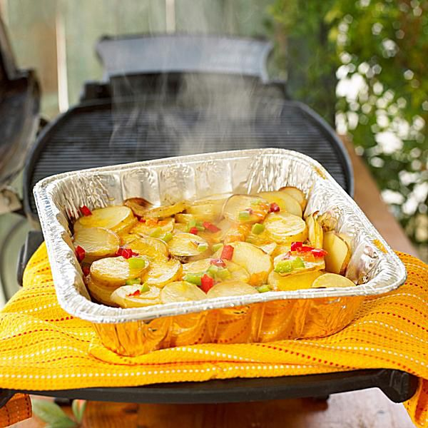 Cookout Potatoes Recipe