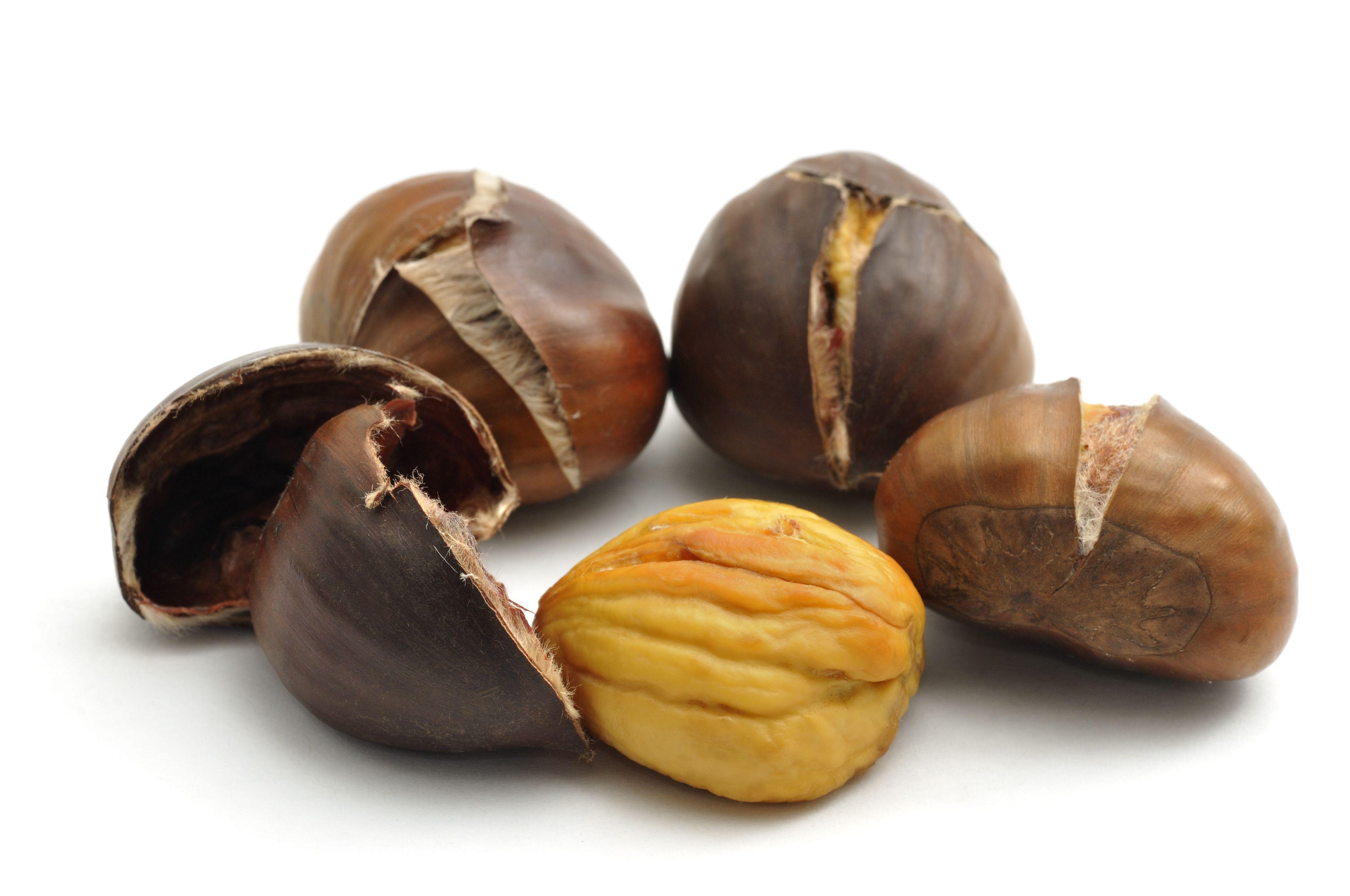 2 Easy Ways To Peel Chestnuts