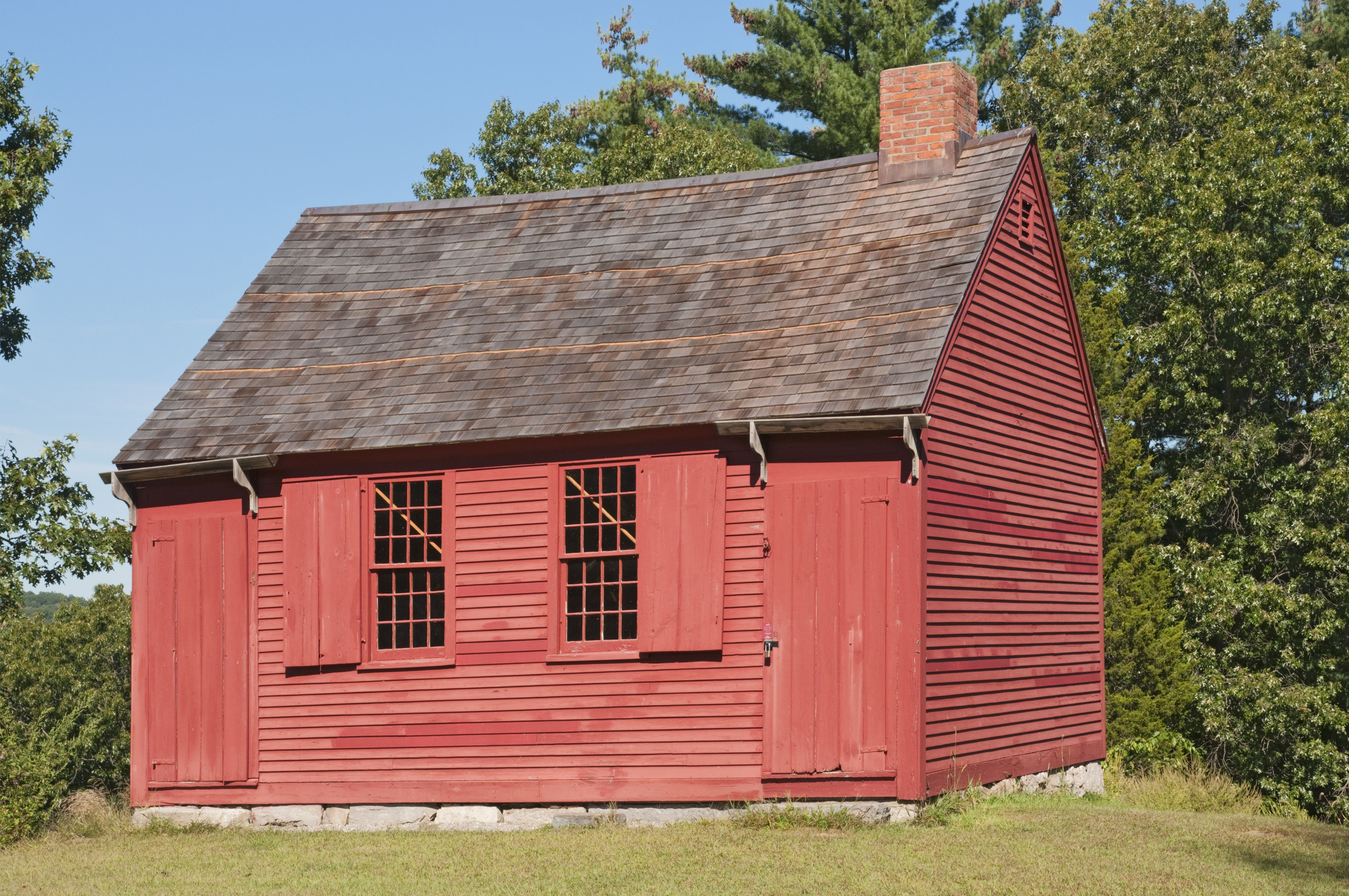 Love The One Room Schoolhouse Old Or New