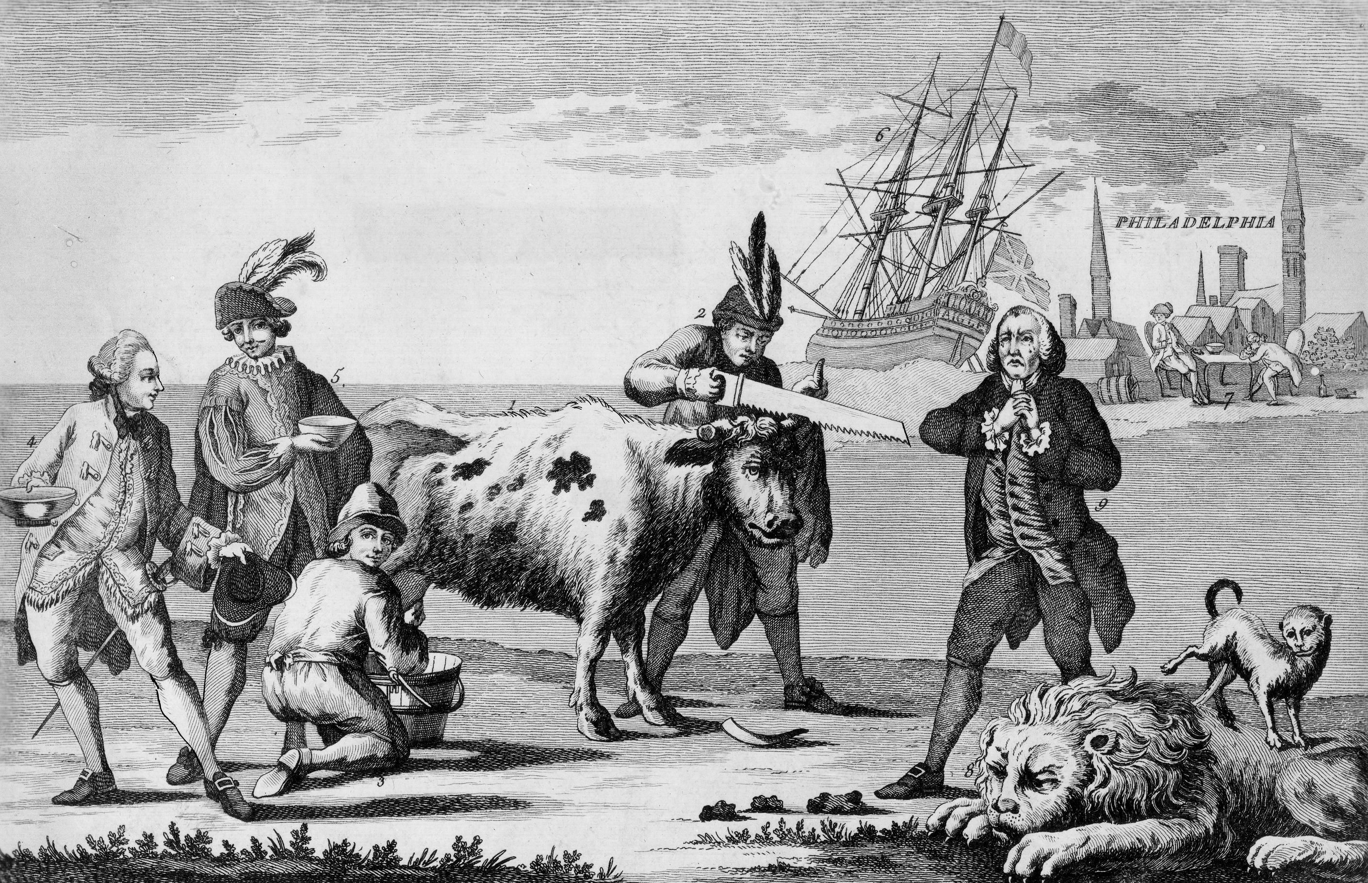 Effects Of The American Revolutionary War On Britain