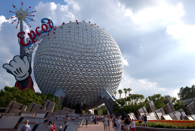Walt Disney World Golf Logo