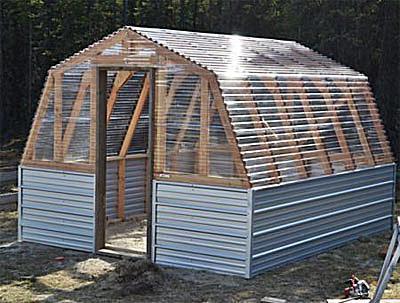Gratis Greenhouse Plans