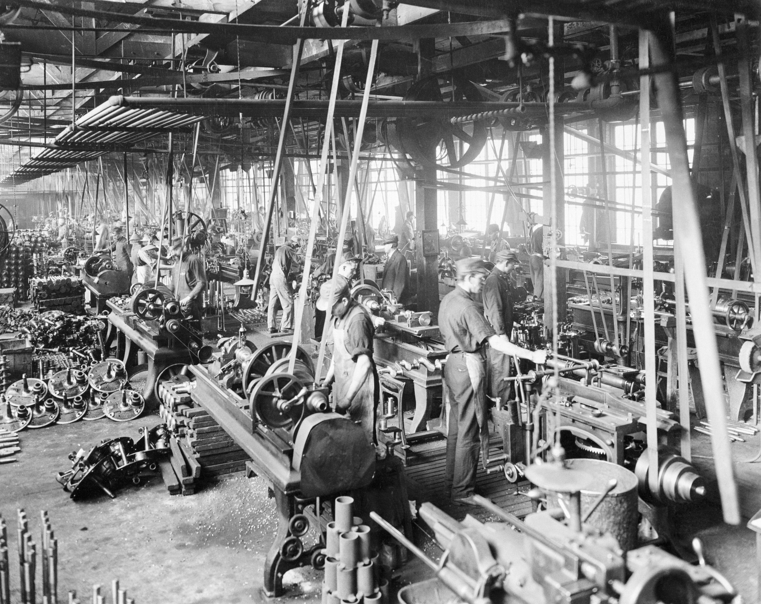 The United States Economy In World War I