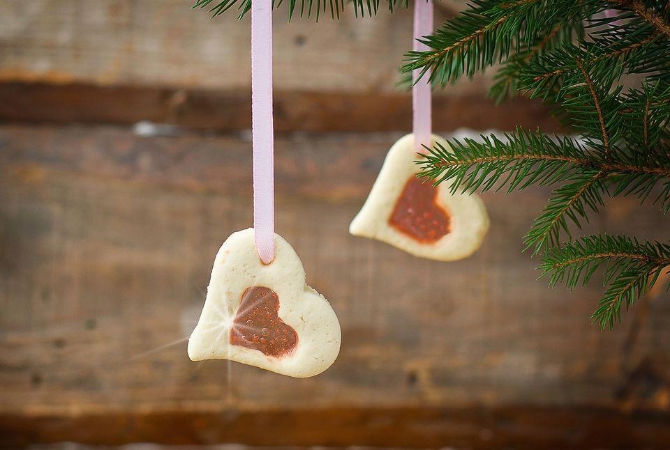 Английски бисквити за елха