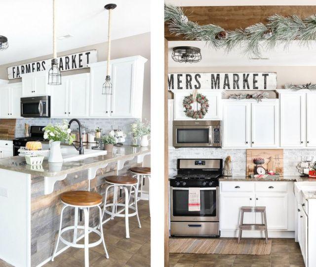 Frugal Farmhouse Kitchen