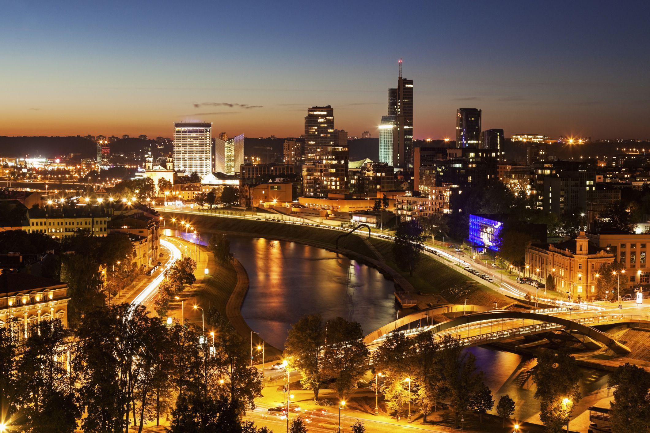 Vilnius Winter Travel Information And Tips