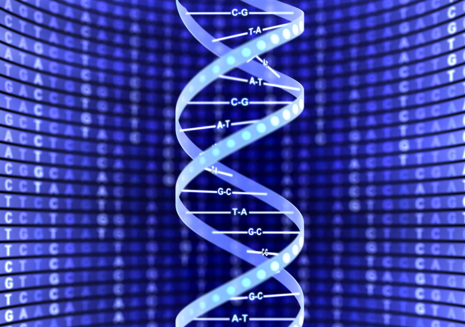Double Helix Structure Of Dna