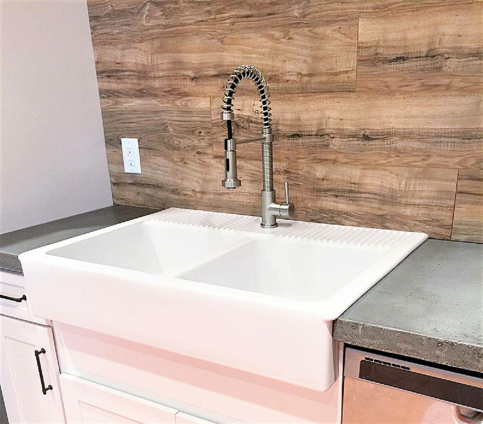 title   Easy Bathroom Backsplash Ideas
