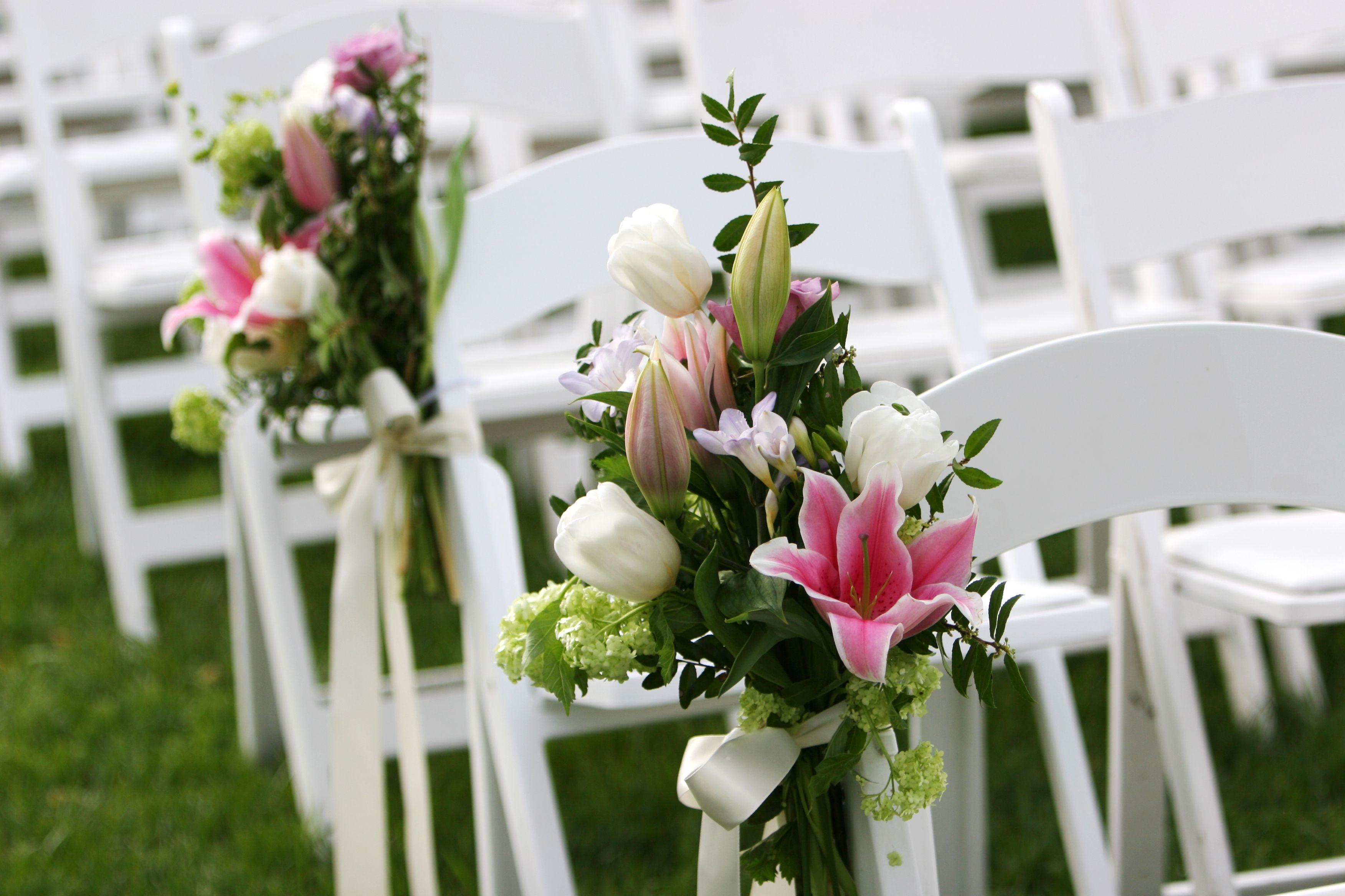 Outdoor Wedding Flower Ideas For A Beach Wedding