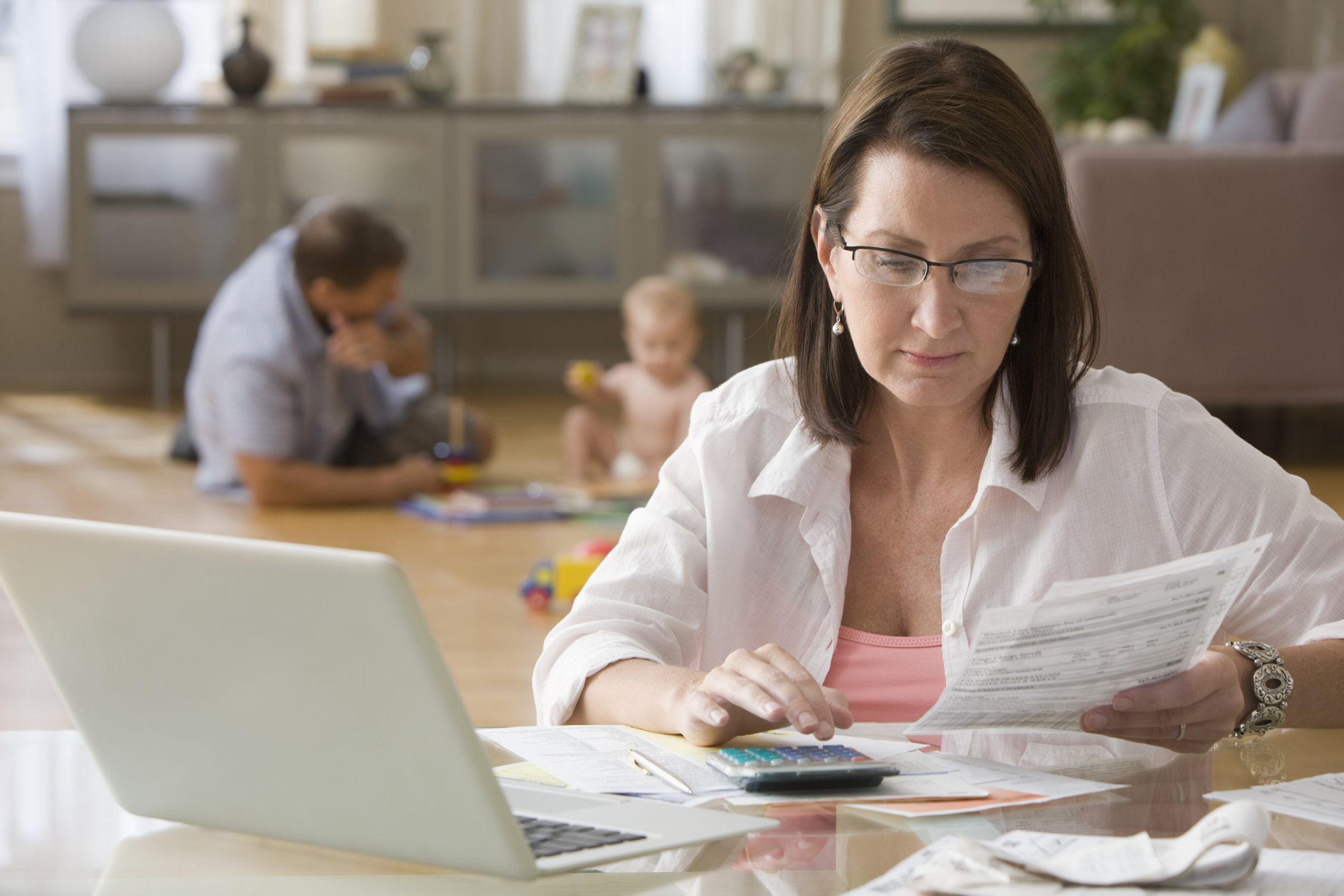 How Money Saving Parents Stretch Their Family S Paycheck