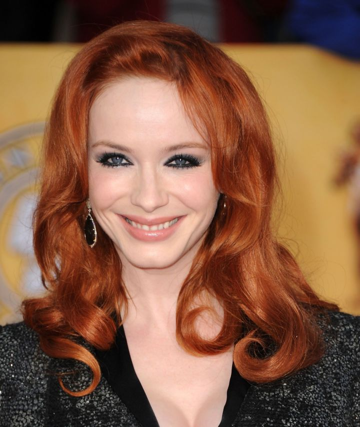 Awesome Hairstyles For Red Hair Hairstyle Ideas
