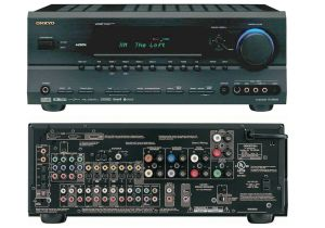 Onkyo TXSR604 Home Theater Receiver