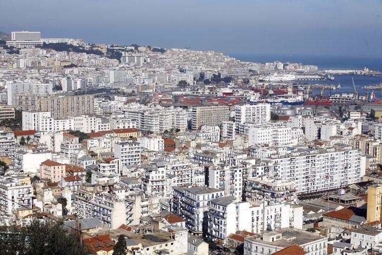 Cezayir Başkentinde Yaşam