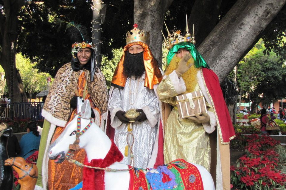 Celebrating Three Kings Day In Mexico