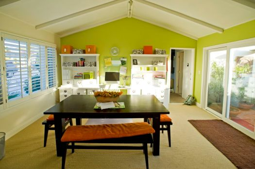 Look Outside For Interior Paint Color Ideas