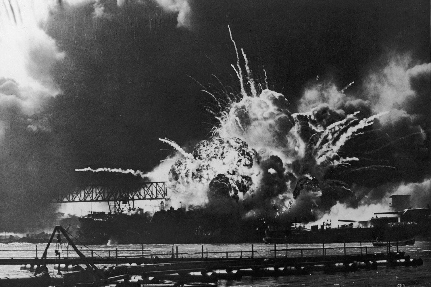 Facts About The Japanese On Pearl Harbor