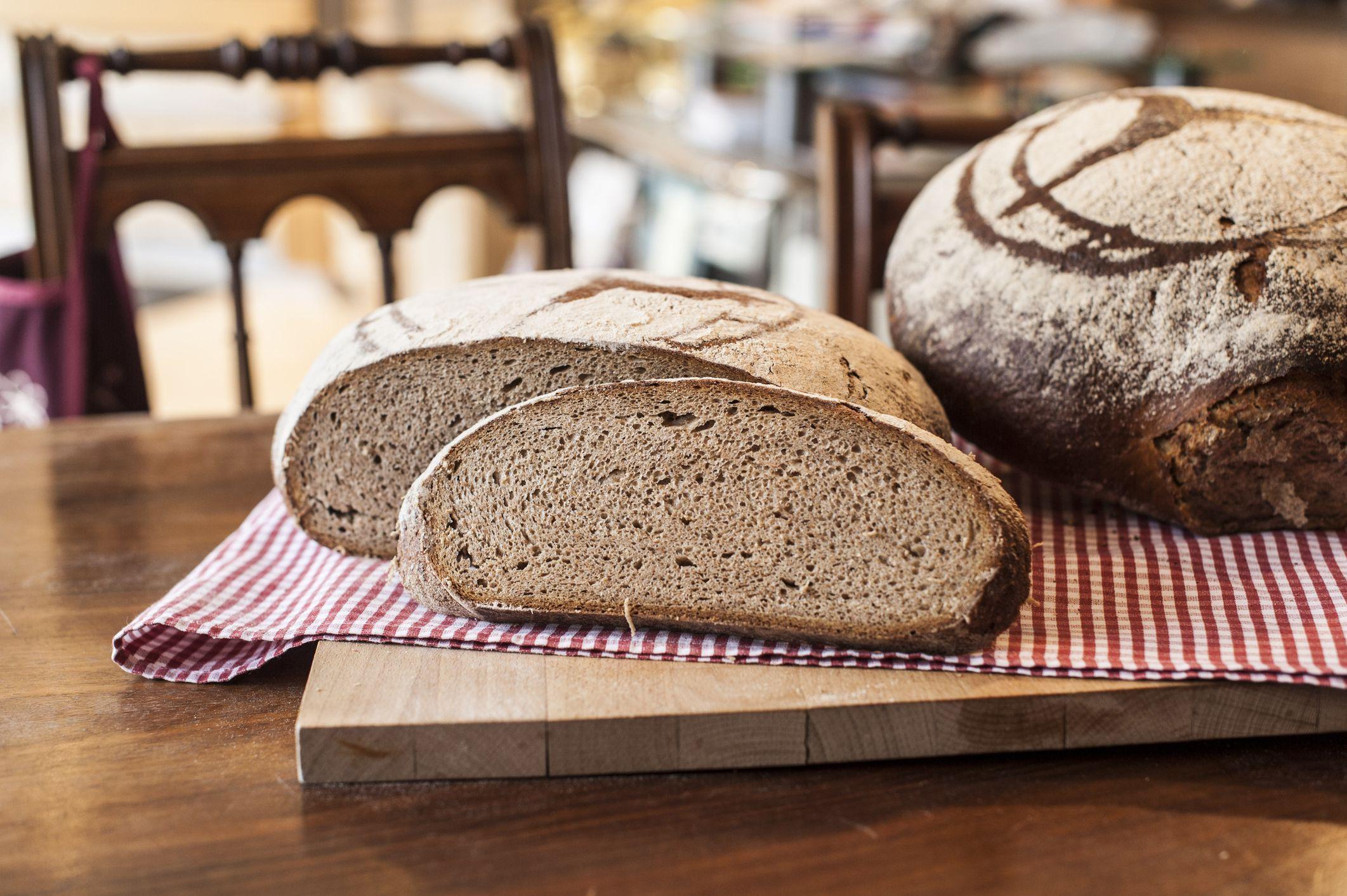German Bauernbrot Recipe Farmer S Bread