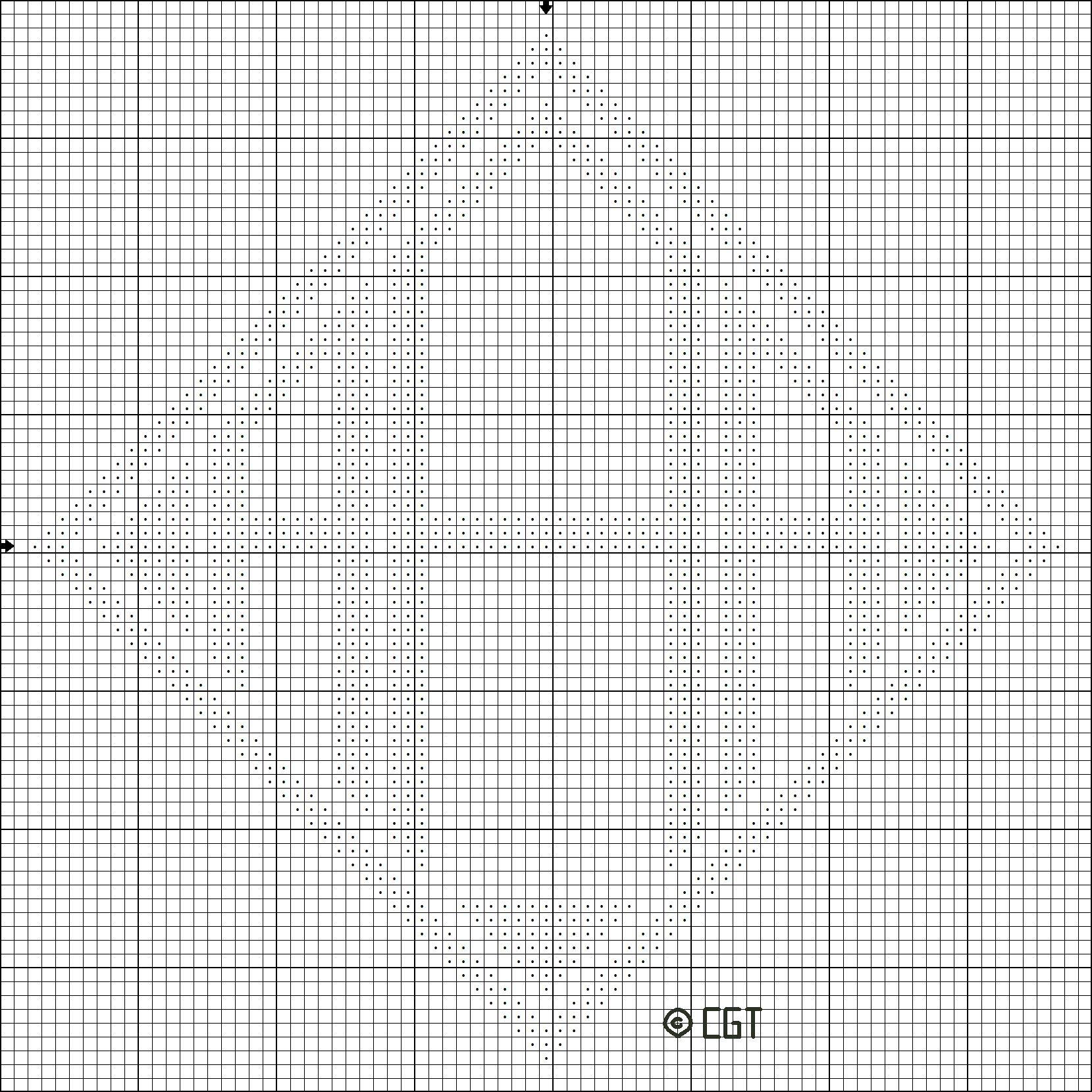 Free Monogram Cross Stitch Patterns