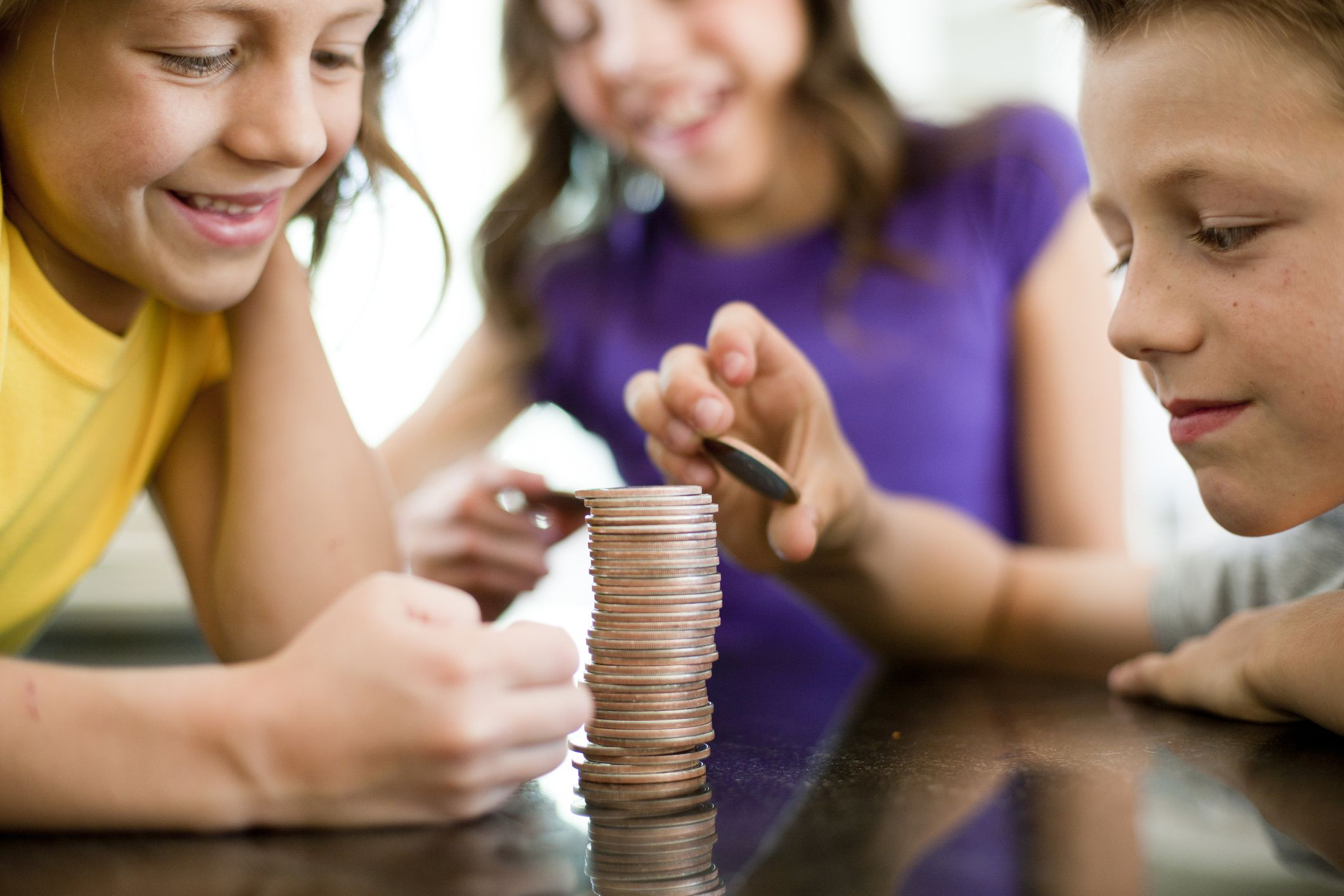 Use Coin Based Games To Teach Money Skills