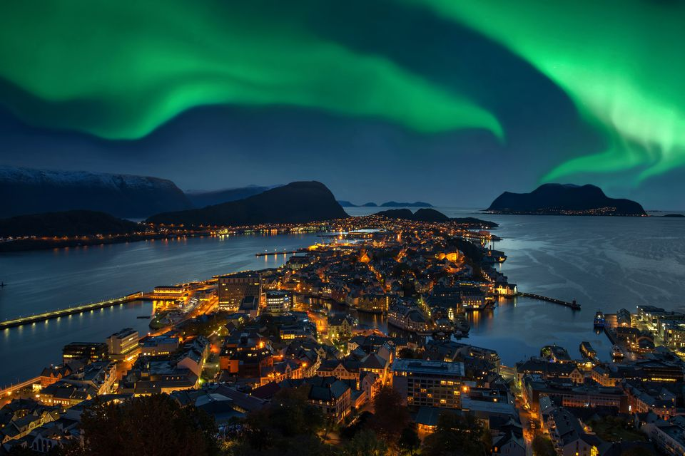 Trips See Northern Lights Norway