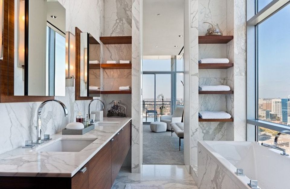 marble bathroom 17 gorgeous bathrooms with marble tile unique