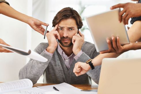 Image result for Do the work challenges give you sleepless nights?