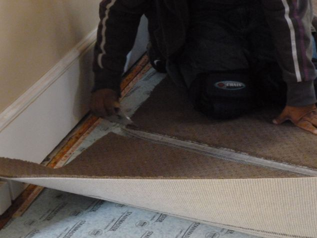 How To Connect Two Carpet Pieces Together Seamlessly