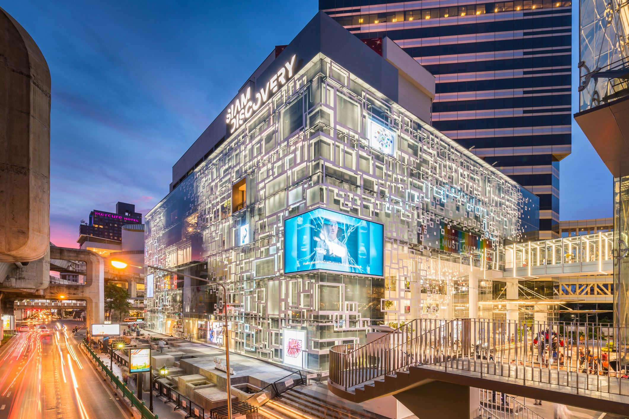Shopping In Bangkok Siam Center And Siam Discovery Mall