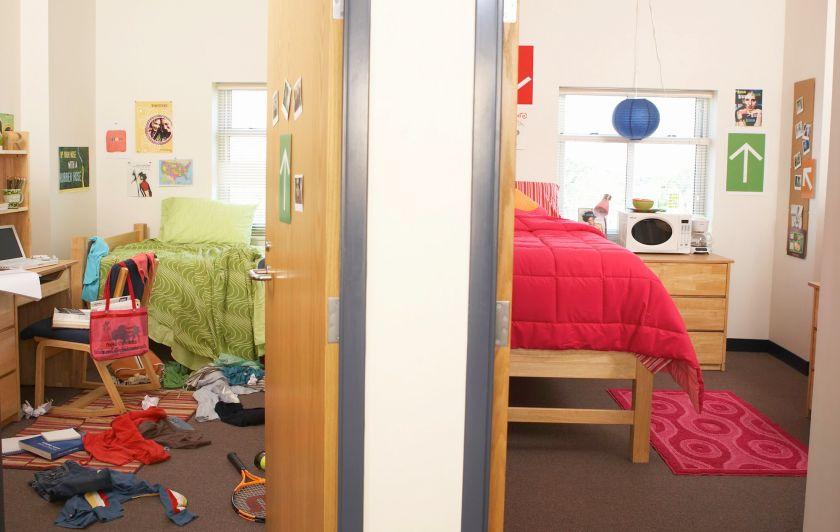 Image result for clean dorm