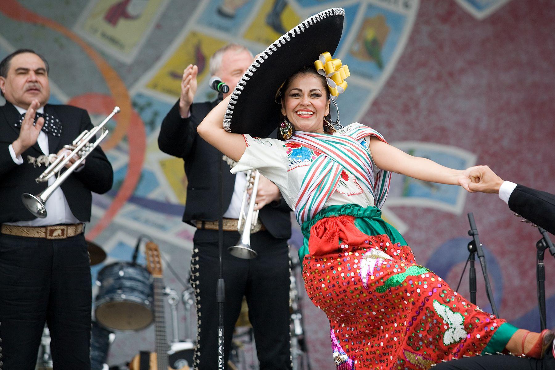 Cinco De Mayo Festival In Washington Dc