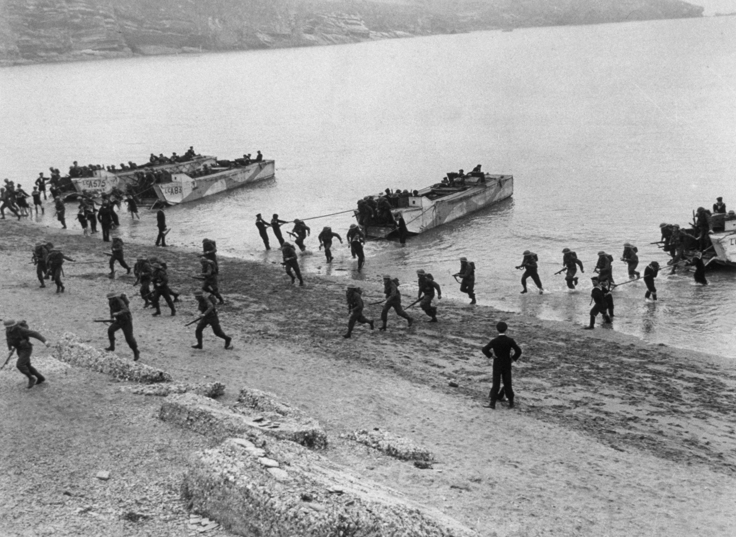 D Day The Invasion Of Normandy