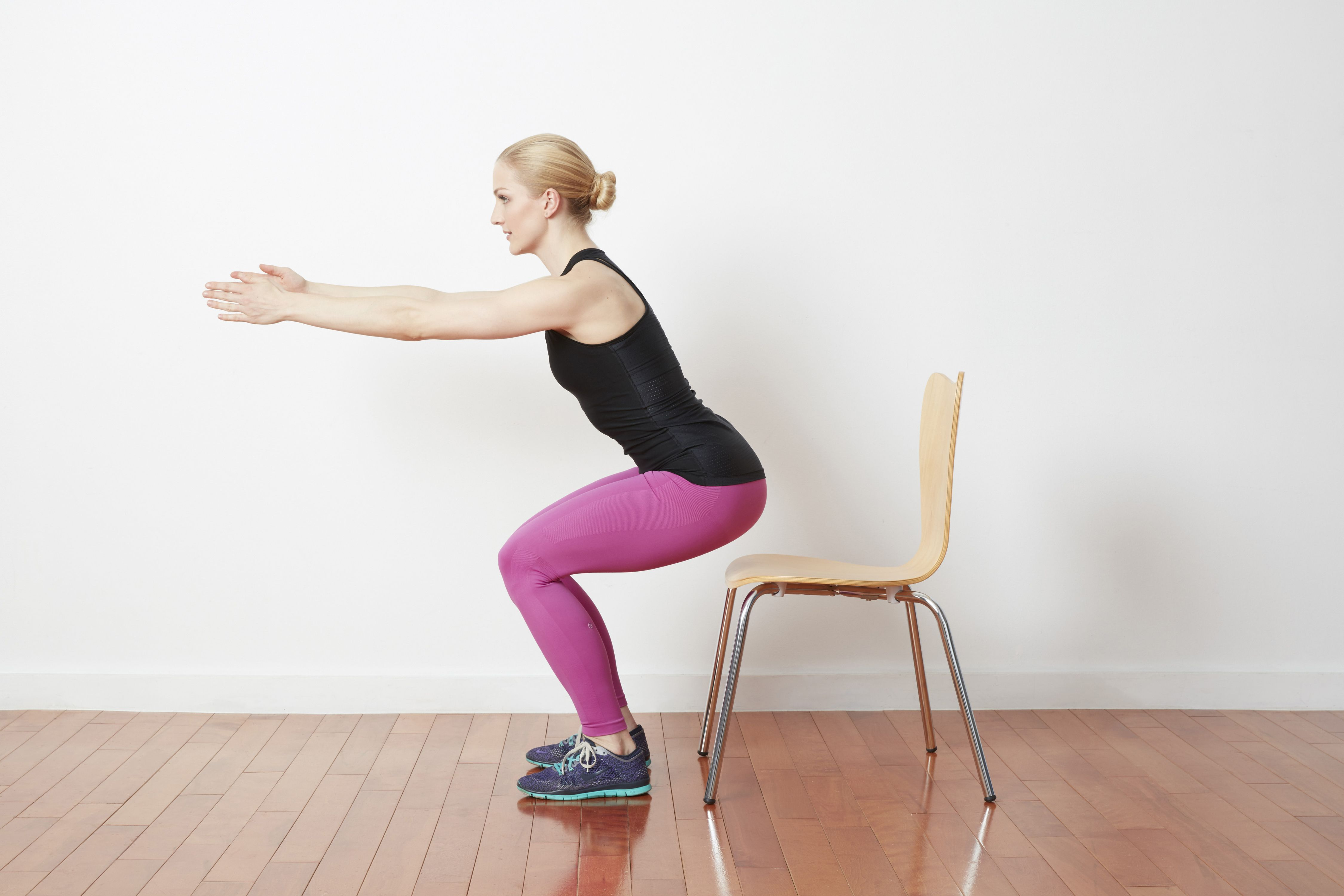 Chair Exercises Print Out
