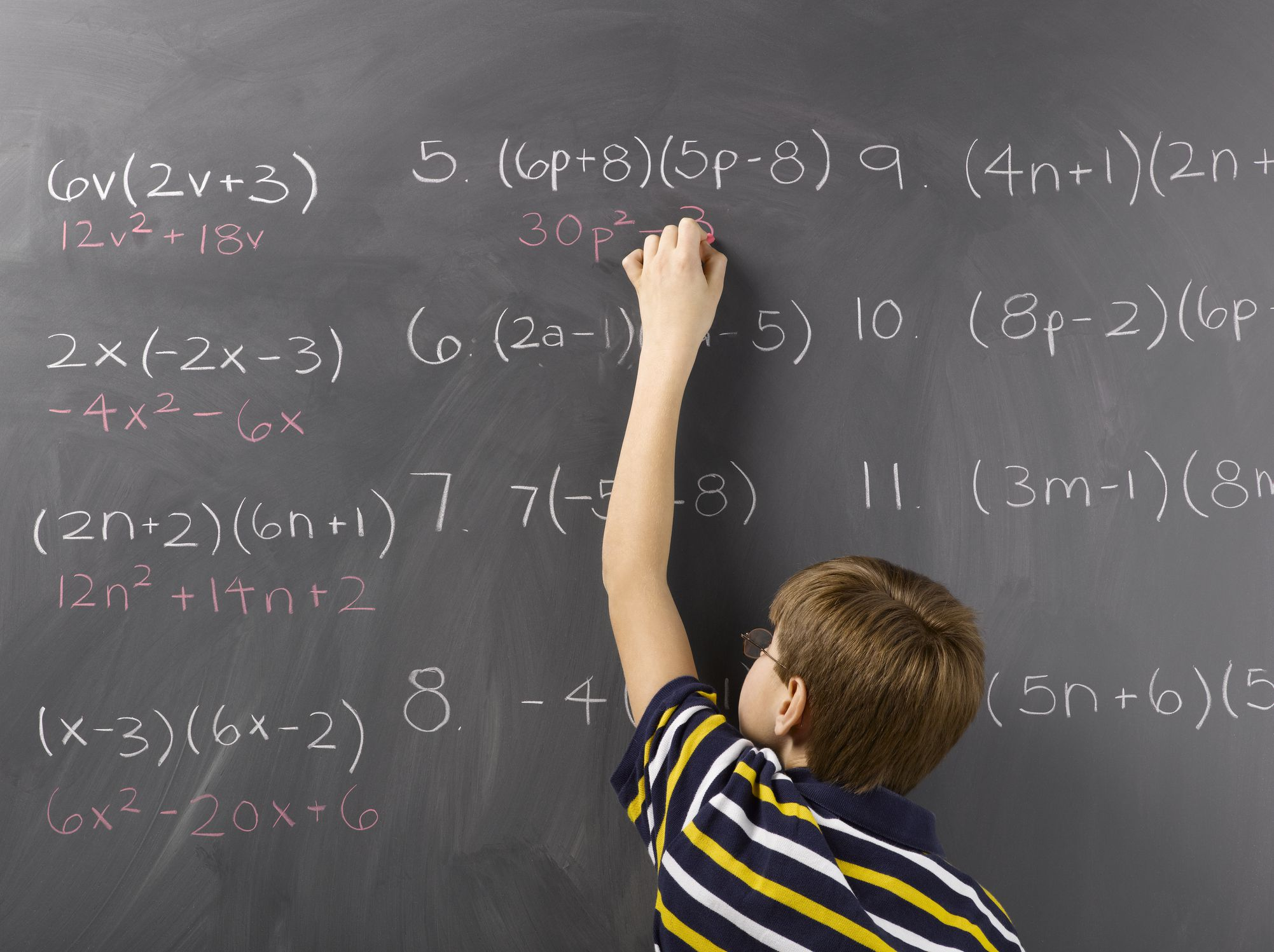 The Rules Of Using Positive And Negative Integers