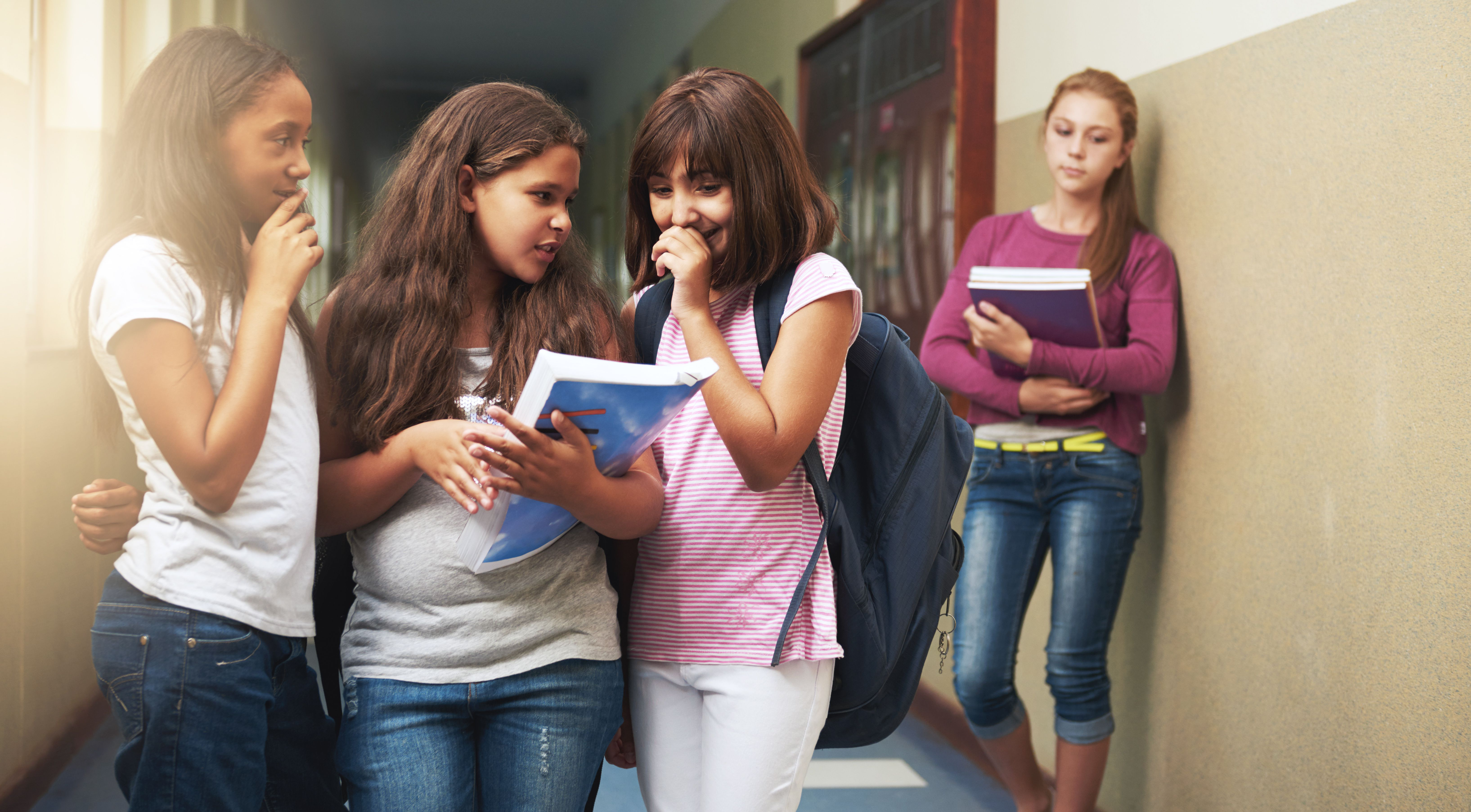Mean Girls And Bullies Are Common In Middle School