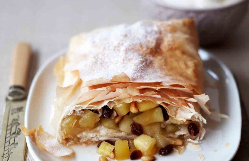 A Step By Step Guide To Making Strudel Dough