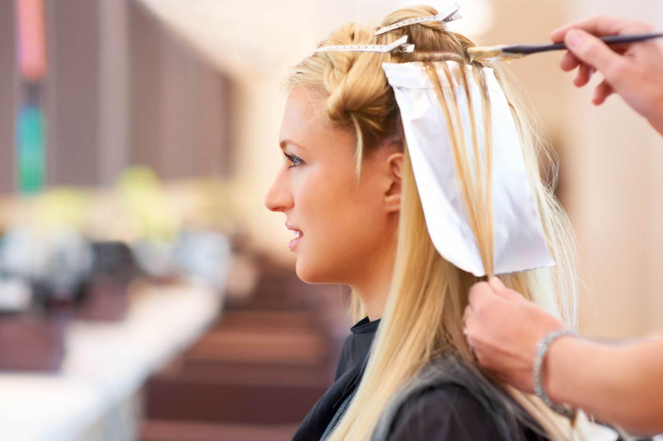 Hair Color Chemistry How Hair Coloring Works