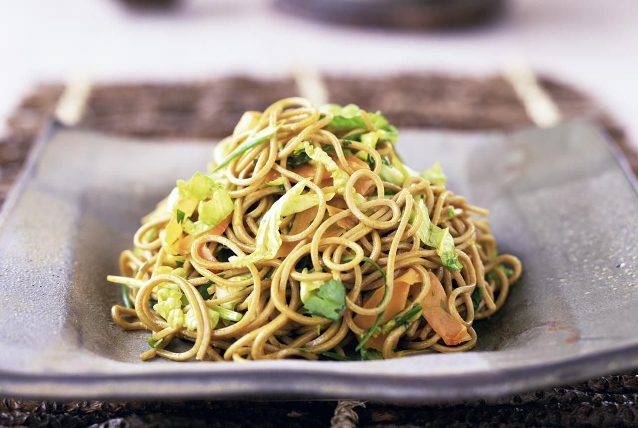 Yakisoba Japanese Fried Noodle Recipe